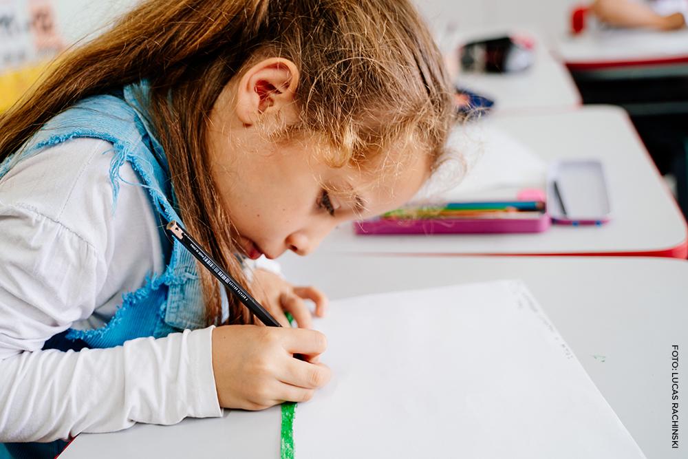Guia de rotina, organização, e incentivo para crianças!